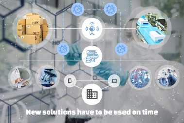 Technologic solutions have to be used on time