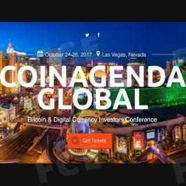 COINAGENDA GLOBAL Bitcoin & Digital Currency Investors Conference